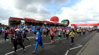 Лондонский марафон 2017-го года