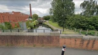 Canal path, Failsworth