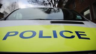 Police car - generic image