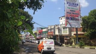 Suasana di Aceh