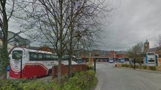 Bus Éireann in Derry