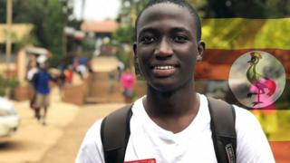 Joy lives in Kampala, Uganda