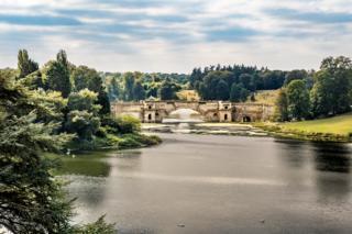 Blenheim Palace, Woodstock