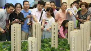 中国房价居高不下