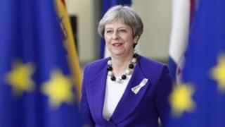 Премьер Британии Тереза Мэй сумела убедить союзников выступить единым фронтом