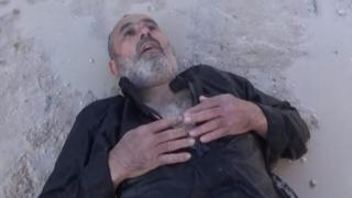 أبو ربيعة يقول إنه لا يزال يعاني بسبب قصف خان شيخون