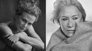 У календарі 2017 року знялися Ніколь Кідман і Гелен Міррен, майже без косметики