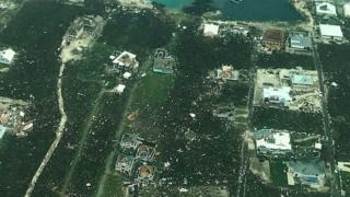 خشم توفند دورین سواحل شرقی آمریکا را تهدید میکند