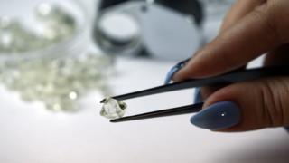 Diamond (file image)
