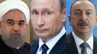 Prezident İlham Əliyev Soçidə Putin və Ruhani ilə görüşəcək