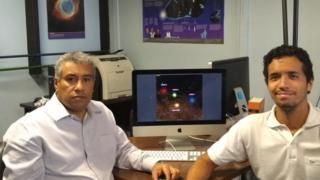 Wagner Corradi e Filipe Ferreira