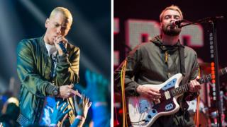 Eminem 'crossed a line', says Courteeners singer thumbnail