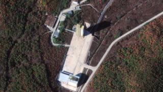 Sohae uydu fırlatma istasyonu
