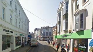 Sandown High Street