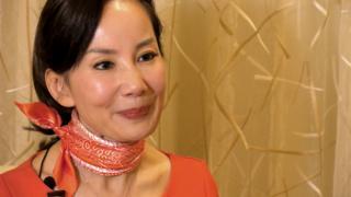 攜程CEO孫潔接受BBC中文專訪