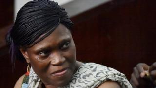 Simone Gbagbo, un peu avant la reprise de son procès en 2016