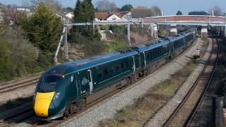 Tren Great Western