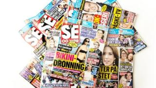 Журнал Se og Hor