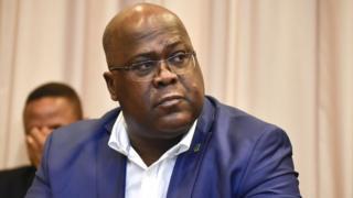 Félix Tshisekedi ni umuhungu wa nyakwigendera Etienne Tshisekedi wabaye umunyapolitiki utavuga rumwe n'ubutegetsi muri Kongo