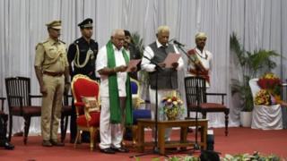 कर्नाटक: नाम से एक 'डी' हटाने पर मुख्यमंत्री बन गए येदियुरप्पा?