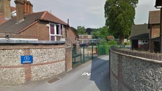 Roman Fields School, Hemel Hempstead
