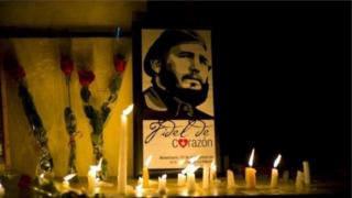 Marigayi Fidel Castro