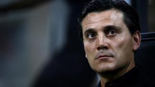 Vincenzo Montella korarren kociyan AC Milan