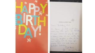 A random 'slice' of birthday kindness