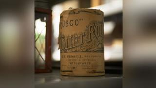 Toilet Roll from E E Russell
