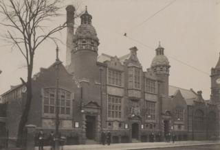 Moseley Road swimming baths