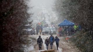 Snowman Rally