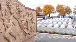 Peshkopi war cemetery, Albania