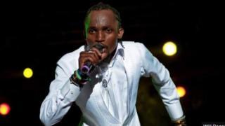 Mwanamuziki wa Uganda Moses Ssekibogo, anayefahamika zaidi kwa jina la Mowzey Radio wa kundi la Goodlyfe