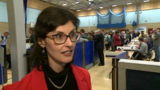 Oxford West and Abingdon Liberal Democrat MP Layla Moran