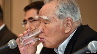 Suzuki chairman