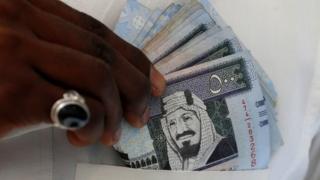 Riyal banknotes, file
