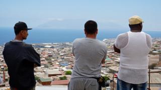 Inmigrantes colombianos en Chile