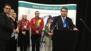 Bridgend constituency result