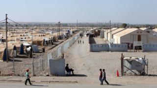 Kamp pengungsian