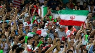 Iran, sepak bola