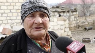 Bərdənin Qarağacı kəndi