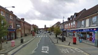 Hungerford High Street