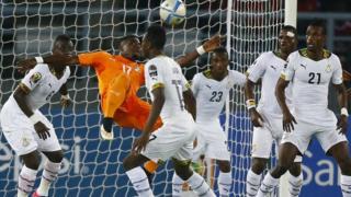 Fafatawar karshe ta 2015 tsakanin Ivory Coast da Ghana