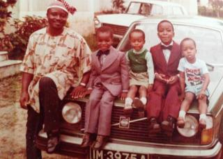 Adaobi's family