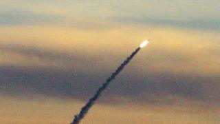 Пуск ракеты