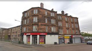 Kilfinan Street, Glasgow