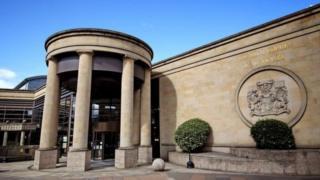 sports High Court in Glasgow