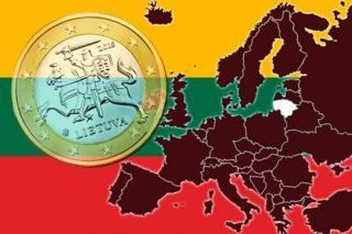 Литва приєднується до єврозони