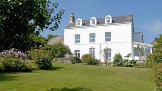 Manor House in Horton