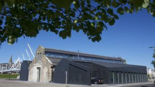 The Engine Shed, Stirling (£5.3m) - HES with Reiach and Hall Architects